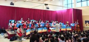 2016-12-13_音楽演奏会の様子(マミーズブラス)